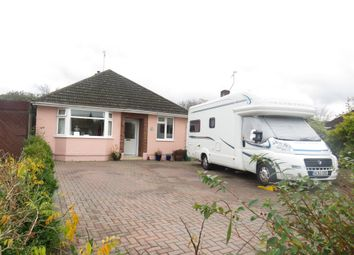 Thumbnail 2 bed detached bungalow for sale in Oakleigh Crescent, Totton, Southampton
