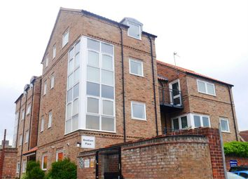 Thumbnail 2 bed flat for sale in Bootham Place, Bootham Row, York