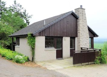 Thumbnail 3 bed detached house to rent in Holly Cottage, Lumphanan, Banchory, Aberdeenshire
