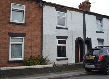 Thumbnail 3 bed terraced house to rent in Co Operative Street, Stafford