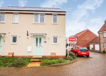 2 bed semi-detached house for sale in Larch Close, Emersons Green, Bristol BS16