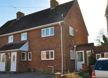 Thumbnail 3 bed semi-detached house for sale in May Tree Road, Andover