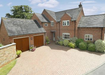 Thumbnail 5 bed property for sale in Park Lane, Walton, Lutterworth