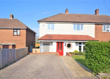 Thumbnail 3 bed semi-detached house for sale in Windmill Close, Rochester, Kent
