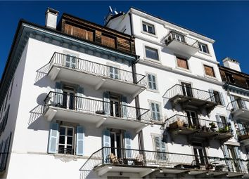 Thumbnail 3 bed apartment for sale in Rue Des Moulins, 74400 Chamonix-Mont-Blanc, France