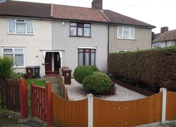 Thumbnail 2 bedroom terraced house for sale in Thompson Road, Dagenham