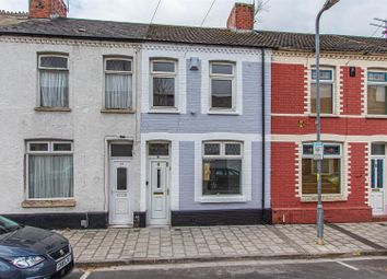 2 bed terraced house to rent in Hereford Street, Grangetown, Cardiff CF11