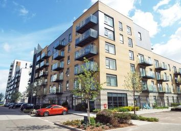 Thumbnail 2 bed flat for sale in The Boardwalk, Pearl Lane, Gillingham, Kent