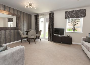 "Thumbnail 3 bedroom end terrace house for sale in ""Newburgh"" at Liberton Gardens, Liberton, Edinburgh"