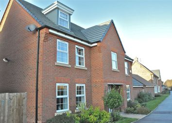 Thumbnail 5 bed detached house for sale in Shepherds Walk, Honeybourne, Evesham