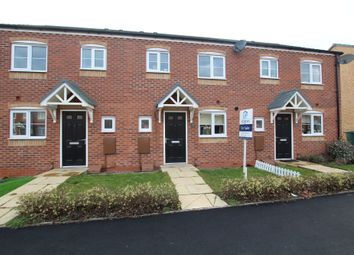 Thumbnail 3 bed terraced house for sale in Cygnet Avenue, Nuneaton