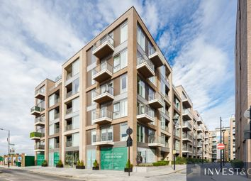 Thumbnail 1 bed flat for sale in Lockside House, Chelsea Creek