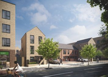 Thumbnail 2 bedroom town house for sale in Station Approach, South Oxhey, Hertfordshire