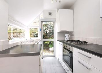 Thumbnail 2 bed flat to rent in Oakmead Road, London