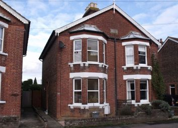 Thumbnail 2 bed semi-detached house to rent in Uridge Road, Tonbridge