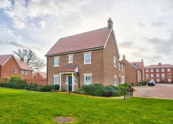 Thumbnail 3 bed detached house for sale in Crowsley Road, Kempston, Bedford