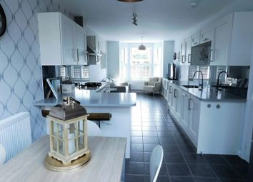 Thumbnail 4 bed semi-detached house for sale in Kipling Crescent, Fairfield, Hitchin