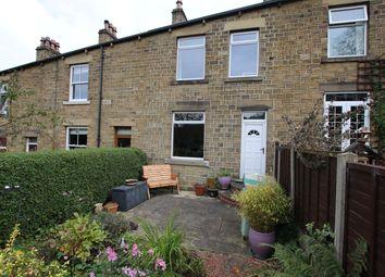 3 bed terraced house for sale in Garden Terrace, Denby Dale, Huddersfield HD8