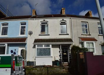Thumbnail 5 bedroom terraced house for sale in Bay View Terrace, Swansea