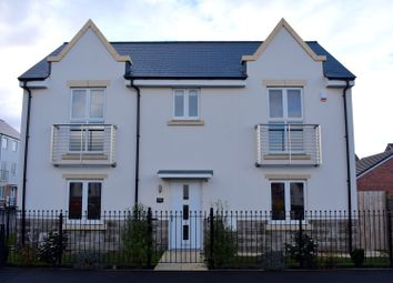 Thumbnail 4 bed detached house for sale in Cody Walk, Weston-Super-Mare