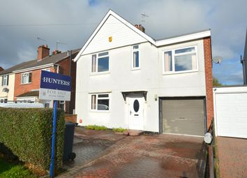 Thumbnail 4 bed detached house for sale in Hunloke Avenue, Chesterfield
