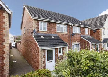 Thumbnail 3 bed semi-detached house for sale in Llewellyn Grove, Malpas, Newport