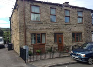 Thumbnail 2 bed flat for sale in Pikes Lane, Glossop