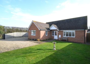 Thumbnail 3 bed detached bungalow for sale in Lavenham Road, Great Waldingfield, Sudbury