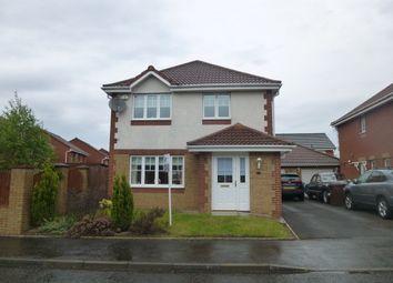 Thumbnail 4 bedroom detached house for sale in Balfron Drive, Coatbridge