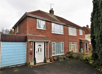 Thumbnail 3 bedroom semi-detached house for sale in Farm Road, Camberley