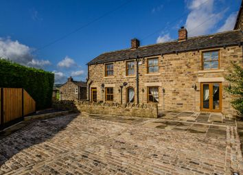 4 bed semi-detached house for sale in Edge Road, Thornhill Edge, West Yorkshire WF12