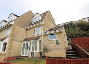 Thumbnail 3 bed end terrace house for sale in Austin Crescent, Eggbuckland