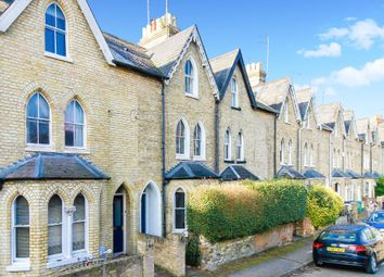 Thumbnail 4 bedroom terraced house to rent in Glebe Street, Oxford