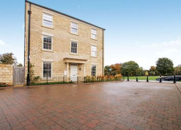 Thumbnail 5 bed town house for sale in Riverside Walk, Wetherby