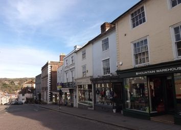 Thumbnail 1 bed flat to rent in High Street, Lewes