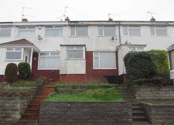 Thumbnail 2 bedroom terraced house to rent in St Aidens Rise, Barry, Vale Of Glamorgan