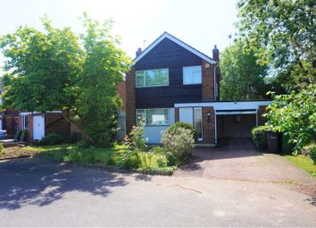 Thumbnail 3 bed detached house to rent in Brinley Close, Cheshunt