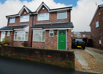 Thumbnail 3 bed semi-detached house for sale in Maryville Road, Prescot, Merseyside