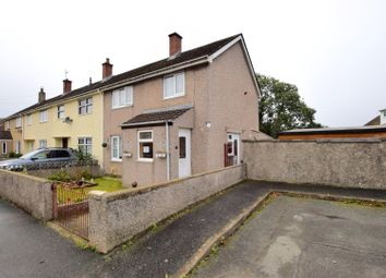 Thumbnail 3 bed end terrace house for sale in Glen View, Merlins Bridge, Haverfordwest