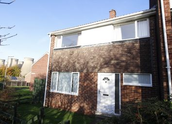 Thumbnail 3 bed end terrace house for sale in Byron Close, Knottingley