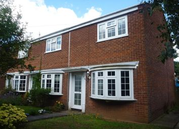 Thumbnail 2 bed semi-detached house to rent in Chestnut Mews, Berry Hill, Mansfield