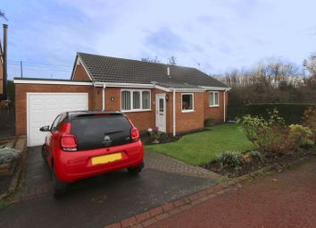 Thumbnail 2 bed bungalow for sale in Orchard Close, Morpeth