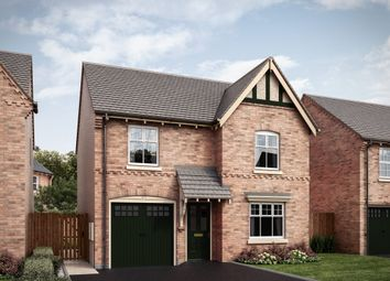"Thumbnail 3 bed detached house for sale in ""The Alford Victorian 4th Edition"" at Burton Road, Ashby-De-La-Zouch"