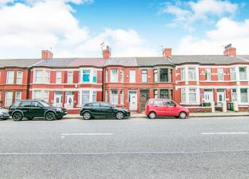 Thumbnail Terraced house for sale in Woodchurch Road, Prenton, Merseyside