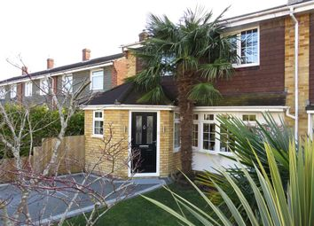 Thumbnail 3 bed end terrace house for sale in The Greendale, Fareham
