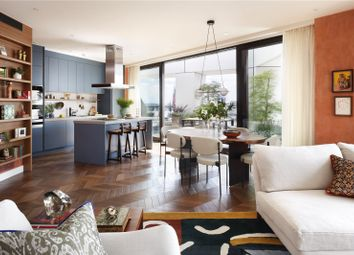 Thumbnail 3 bed flat for sale in Hexagon Apartments, Parker Street, London