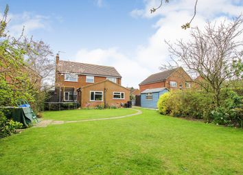Thumbnail 4 bed detached house for sale in Norwich Road, Lingwood, Norwich