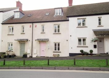 Thumbnail 4 bed terraced house to rent in St. Giles Barton, Hillesley, Wotton-Under-Edge