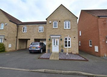 Thumbnail 3 bed link-detached house for sale in Fairfield Crescent, Stevenage, Herts