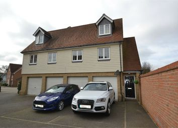 Thumbnail 3 bed flat to rent in Cambie Crescent, Colchester